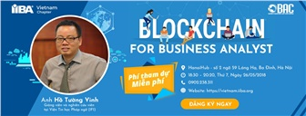 Blockchain for Business Analyst